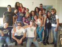 La classe V B