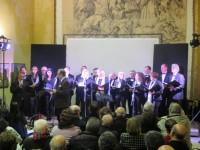 Il coro di Racalmuto al Palazzo dei Filippini