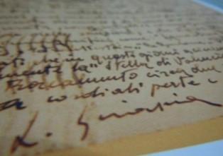 La lettera di Sciascia a Tulumello