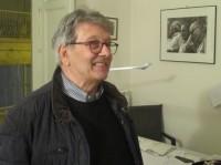 Il fotografo Giuseppe Leone