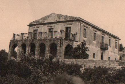 La casa donata da Camilleri