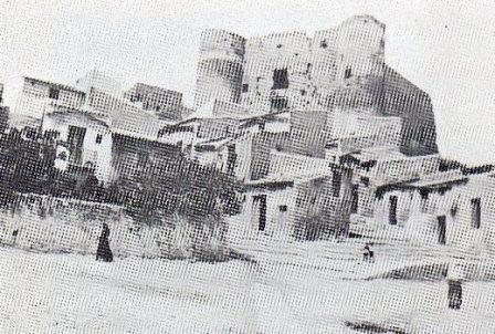 Racalmuto, fine Ottocento - Foto Luisa Hamilton Caico