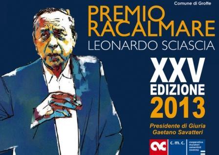 Il manifesto del premio Racalmare 2013