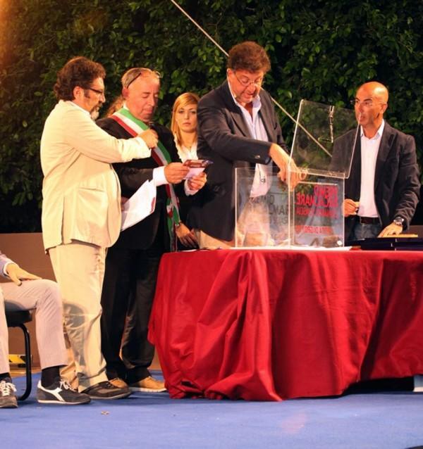 Premio Sciascia-Racalmare, lo scrutinio dei voti