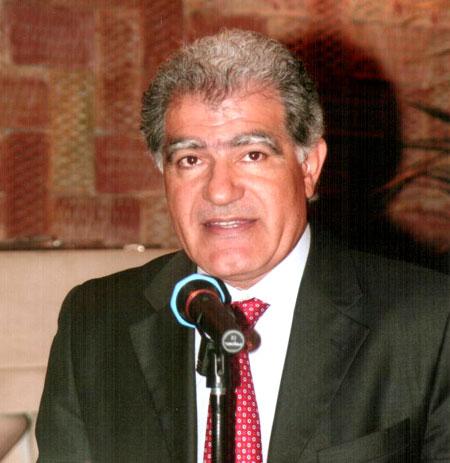 Il Preside del Linares Santino Lo Presti