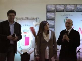 Gaetano Savatteri, Anna Maria Scicolone e Egidio Terrana