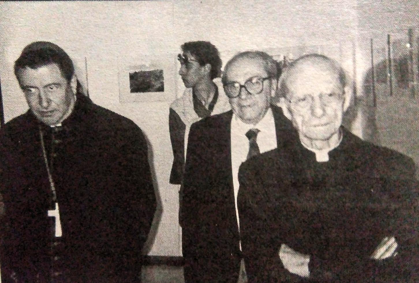 Racalmuto, quel 1° maggio di vent'anni fa con il Cardinale Tonini