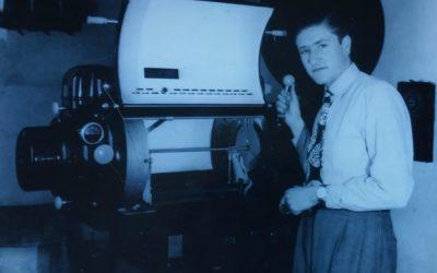 Giuseppe Bona, una vita per il cinematografo