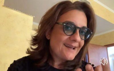 """""""Amuri"""", la poesia di Giovanni Salvo conquista Catena Fiorello"""