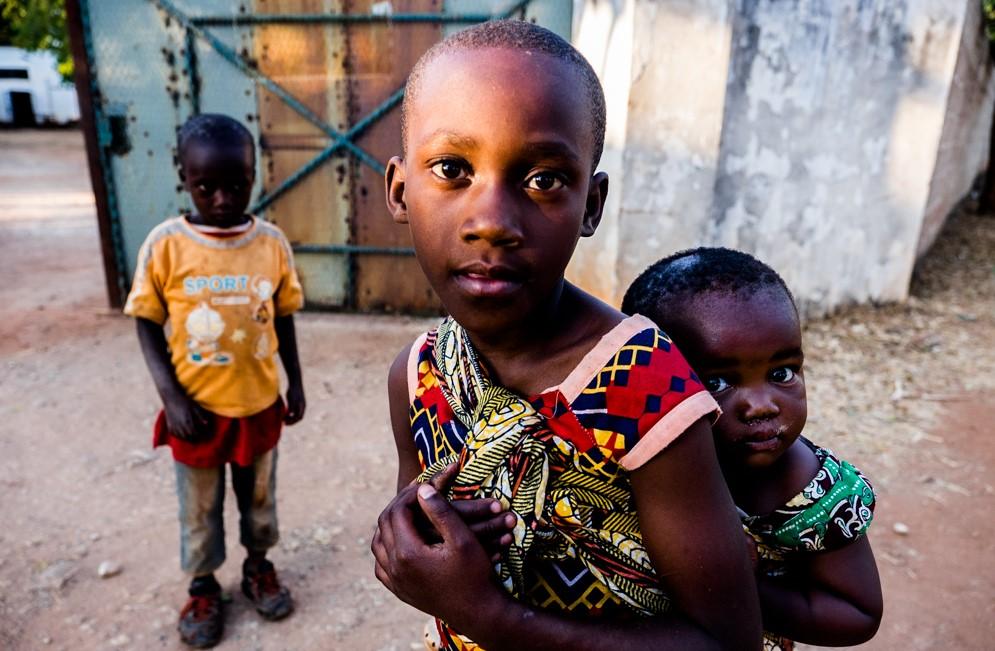 Nel cuore dell'Africa, tra foto e racconti