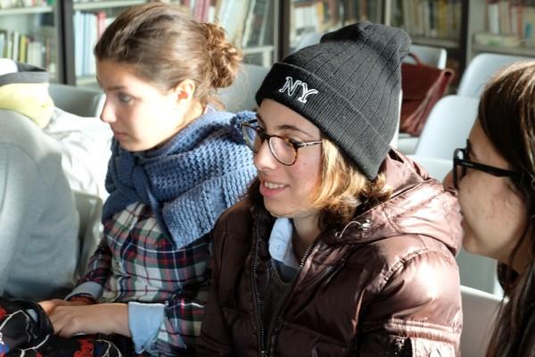 Giulia Caravasso e Martina Maragliano