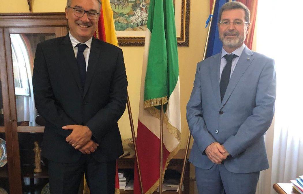 Libero Consorzio Agrigento, si è insediato il nuovo Segretario generale