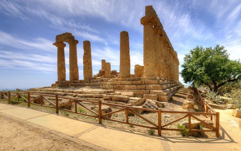 Agrigento, al via le visite virtuali alla Valle dei Templi