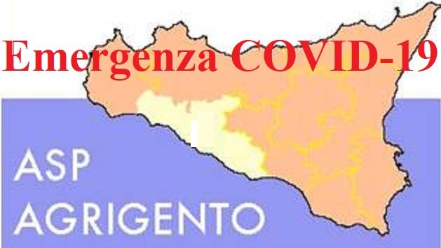 Asp Agrigento, Covid-19: dati epidemiologici aggiornati al 18 aprile
