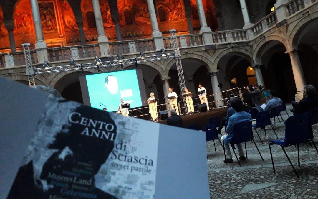 Palermo celebra Leonardo Sciascia nel centenario della nascita