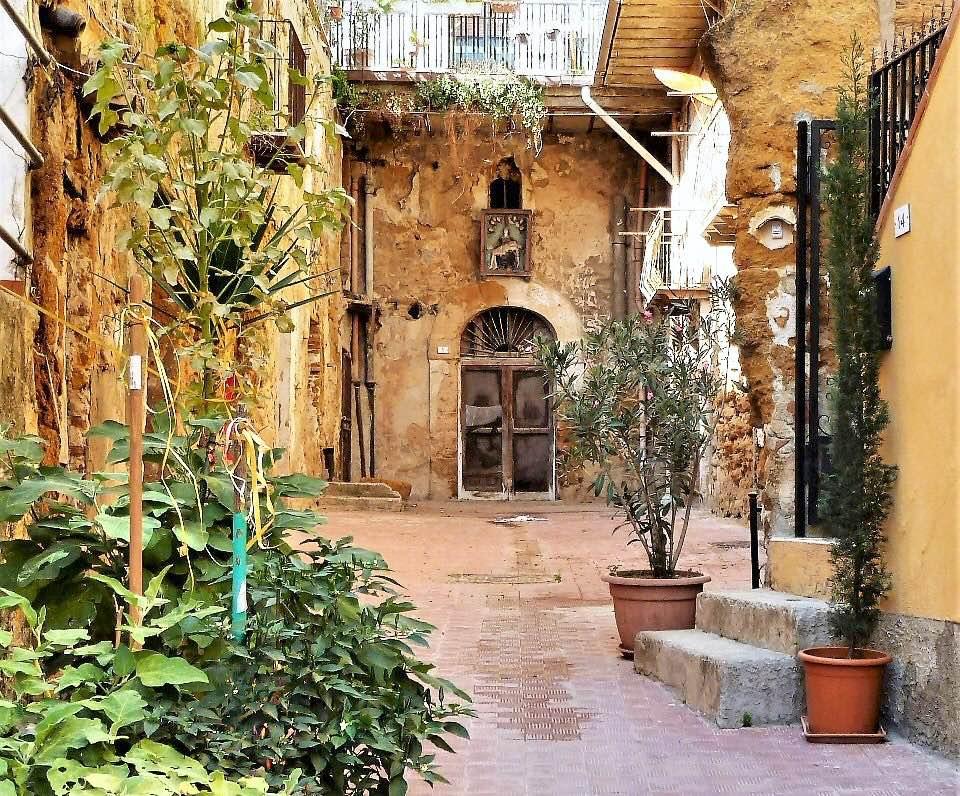 I cortili di Agrigento, patrimonio nascosto da custodire