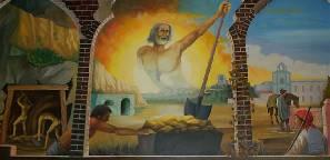 Un dipinto di Gaetano Di Liberto