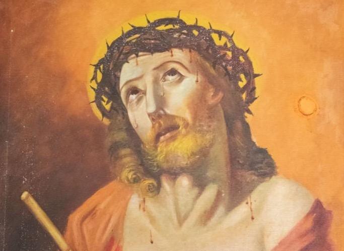 Grotte, la Pasqua e il dipinto dell'Ecce Homo
