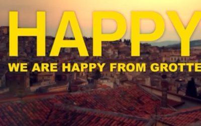 Happy, quando il tormentone musicale travolse anche Grotte