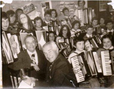 Ebanista per professione, musicista per passione