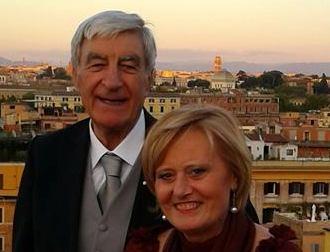 Nicolò Piazza e Rita Giovannelli