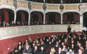 platea teatro racalmuto