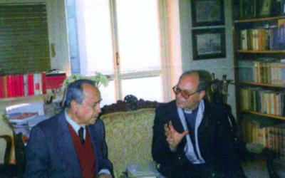 L'alba di un dialogo che continua: Sciascia e don Nino
