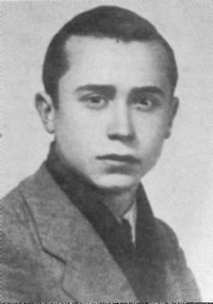 Leonardo Sciascia giovane