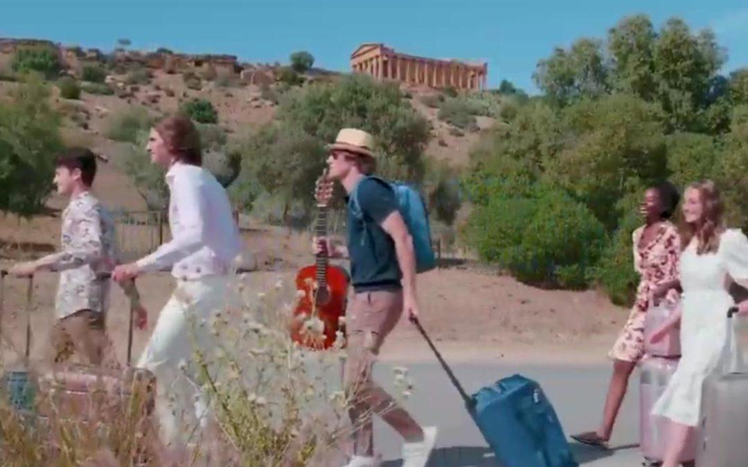 La bellezza della Sicilia in uno spot fresco, giovane e divertente