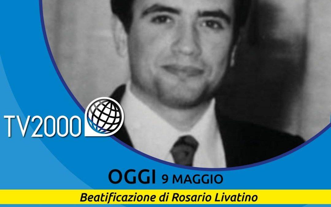 Beatificazione Rosario Livatino. Oggi diretta su Tv2000 e Rai 1